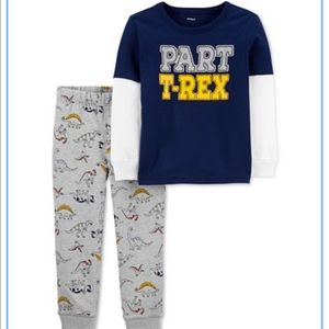 Carters Party Rex Outfit